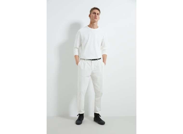 calças 80s chinos. 29,95