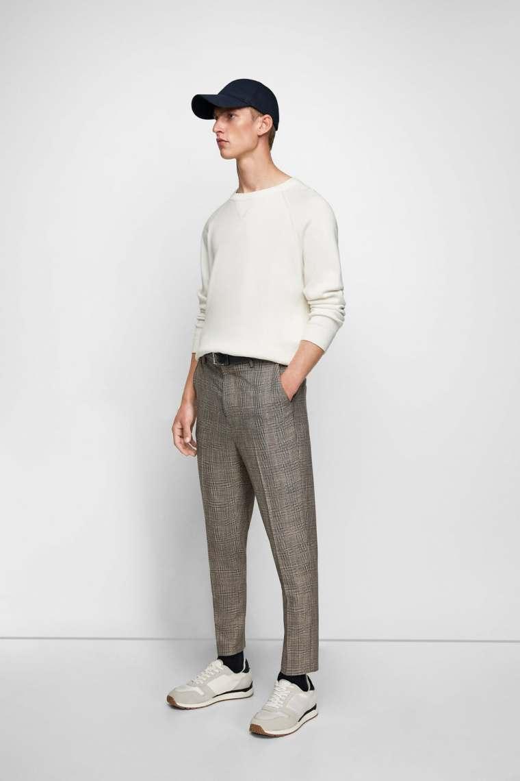 calças conjunto quadrados. 39,95